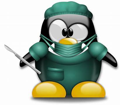 Surgery Clipart Surgeon Funny Doctor Tux Clip