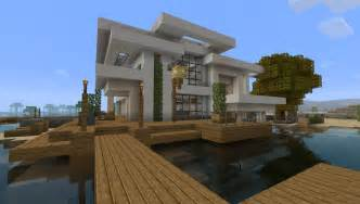 Modern Minecraft House Ideas