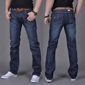 Dark blue jeans men 2014 mens distressed jeans male pants casual trousers dsq biker ckj plus ...