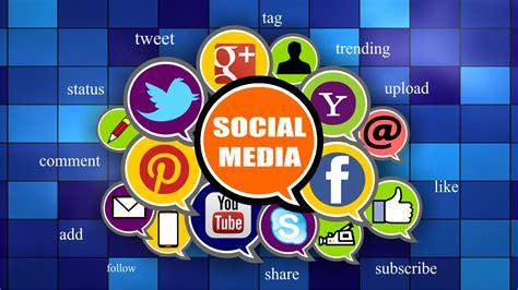 Digital Social Media Wallpaper by Social Media Marketing