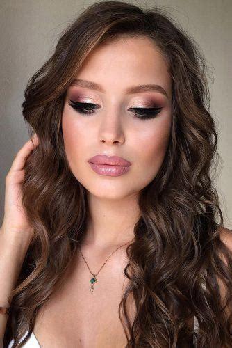 30 Delighting Fall Wedding Makeup Ideas   Wedding Forward