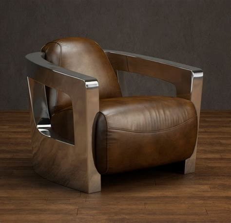 classic luxurious leather chair 3d model 3dsmax files free