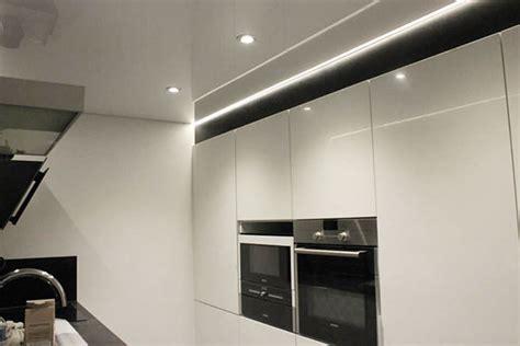 bandeau lumineux pour cuisine spot led pour cuisine elexity rglette plate led 3x 62w