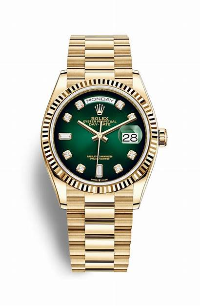 Date Rolex Oro Giallo Oyster Mm