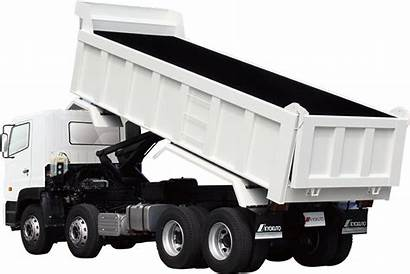 Truck Dump Transparent Kyokuto Fuso Konteinerid Toppng