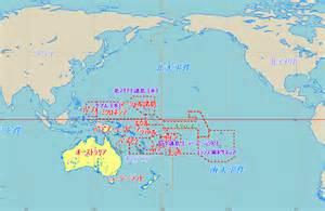 キリバス:キリバス地図