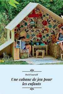 Construire Cabane De Jardin : construire cabane de jardin pour enfant jeux pour les ~ Zukunftsfamilie.com Idées de Décoration