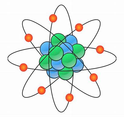 Chemistry Atom Clipart Clip Nuclear Atoms Cliparts