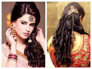 The gallery for > Indian Hairstyles For Saree