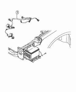 Dodge Avenger Wiring  Battery