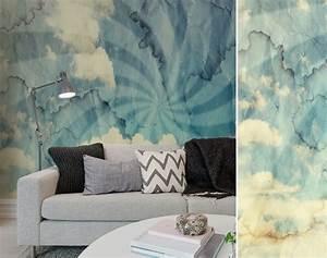 Fresque Murale Papier Peint : fresque papier peint help food ~ Melissatoandfro.com Idées de Décoration