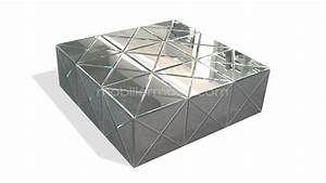 Table Basse Miroir : table basse tendance en miroir romy mobilier moss ~ Melissatoandfro.com Idées de Décoration