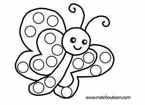 Dessin Facile Papillon : coloriage imprimer gratuit coloriage papillon imprimer gratuit ~ Melissatoandfro.com Idées de Décoration