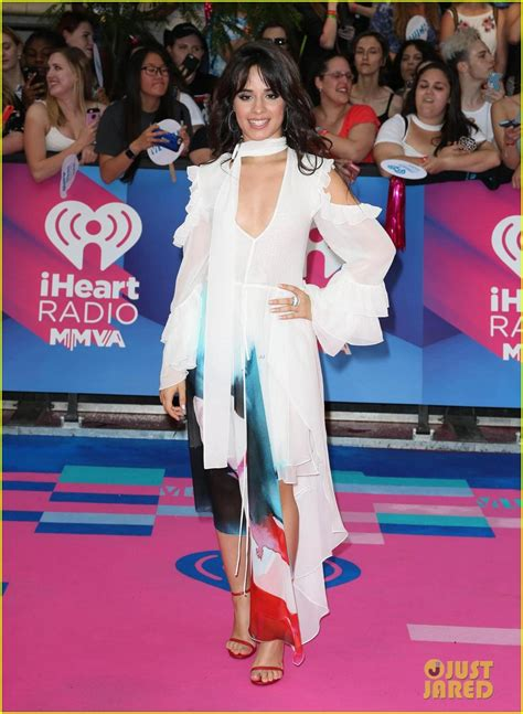 Camila Cabello Niall Horan Are Best New Artist Rivals