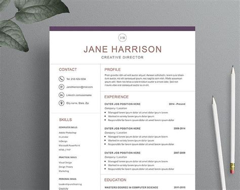 Girly Resume Templates by 1000 Ideas About Buy Microsoft Word On Office Programs Professional Presentation