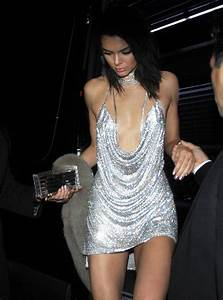 Kendall Jenner at Her 21st Birthday Party at Delilah in ...
