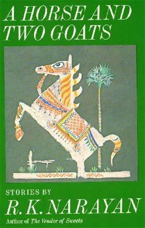 horse   goats stories  rk narayan