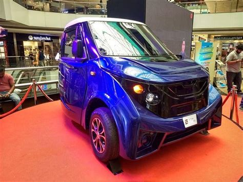 New Affordable Electric Cars by India S Most Affordable Electric Car With 120 Km Range And