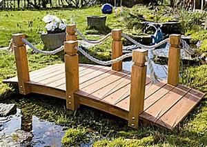 Brücke Für Gartenteich : teich br cke aus holz f r gartenteich test ~ Whattoseeinmadrid.com Haus und Dekorationen