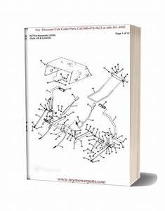 Cub Cadet Rzt L 54 Parts Manual