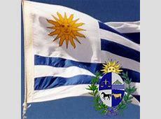 Uruguay, Simbolos patrios bandera, escudo, himno uruguayo