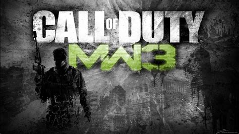 Mw3 Wallpaper Hd By Noodle98 On Deviantart