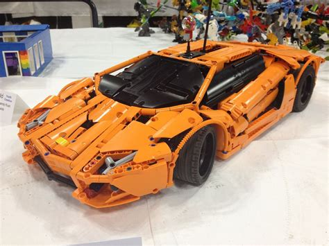 lego technic lamborghini brickworld 2014 day 3 14 lego technic lego and lamborghini