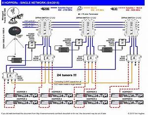 Satellite Wiring Diagram