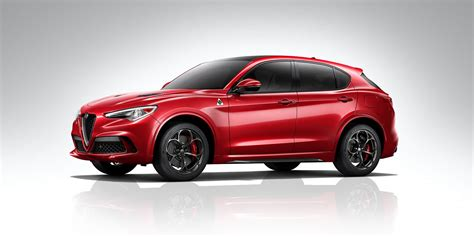 Alfa Romeo Suv by Stelvio Quadrifoglio The All New Alfa Romeo Italian Suv