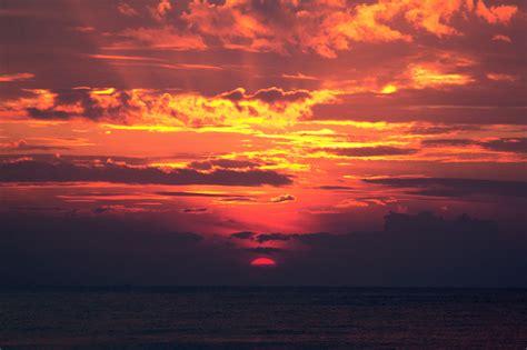 Images Of Sunset Landscape 183 Free Stock Photo