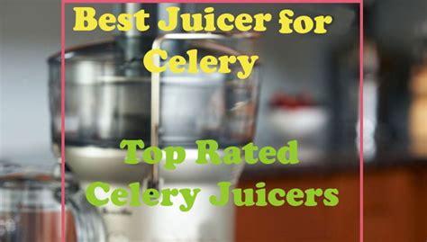 celery juicer
