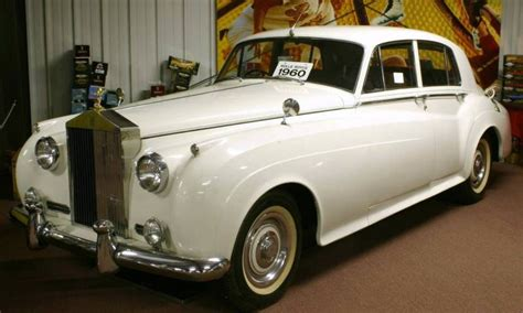 Rolls Royce 1960 by 1960 Rolls Royce