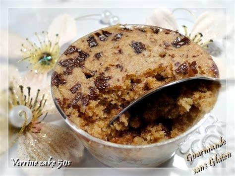 mug cake sans gluten sans oeuf desserts sans gluten