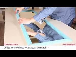 Miroir Adhésif Pour Porte : d corer une porte isoplane avec un miroir et ses moulures ~ Dailycaller-alerts.com Idées de Décoration