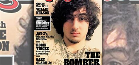 Rolling Stone puts the Boston bomber on the cover for ...