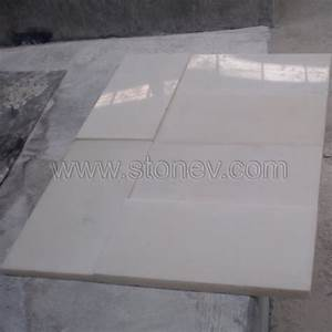 Marble Tile - Chinese Marble Pure White Tiles