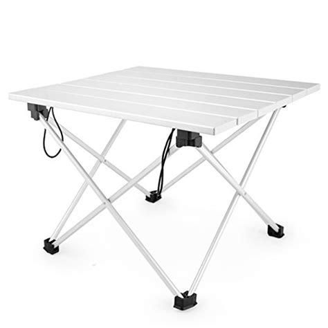 aluminum portable folding table kalili ultralight aluminum portable folding cing table