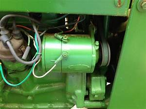 John Deere Mt Generator Question