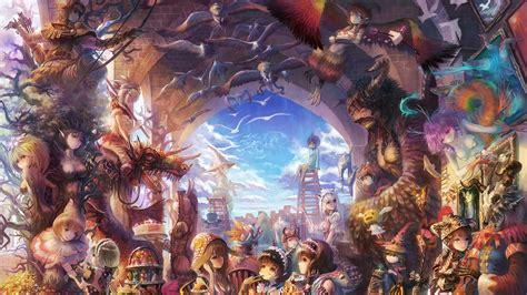 Anime Artwork Wallpaper - anime design character wallpaper hd desktop 29766