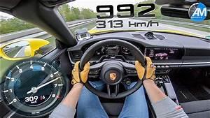 Porsche 992 - 0-300 Km  H Launch Control