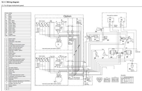 Yanmar Wiring Diagrams Auto Electrical