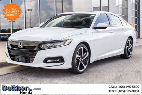The accord's cabin offers excellent fit and. 2019 Honda Accord Sport 2.0T Oklahoma City OK 29068081