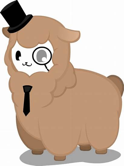 Alpacas Alpaca Kawaii Clip Clipart Chibi Anime
