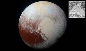 Frozen lake spotted on Pluto: Nasa image reveals details ...