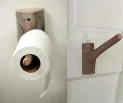 leuke l wc 50 ideas decorativas y 250 tiles para hacer con troncos de madera
