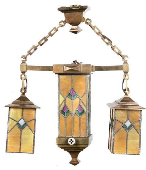 craftsman style lighting best mission craftsman style lighting images on