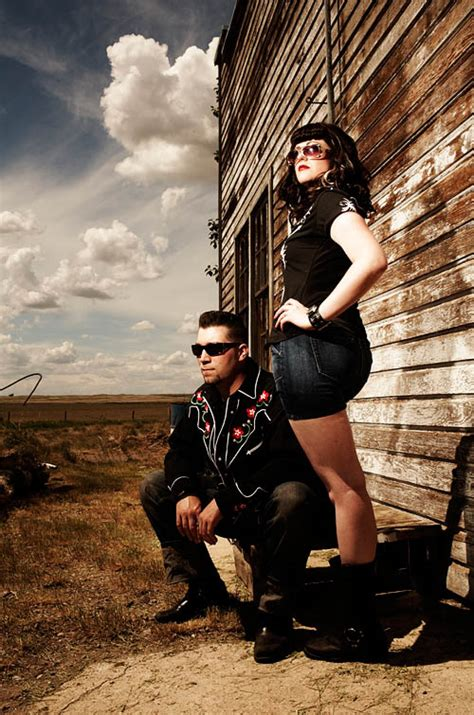 punk rockabilly neo gothic country western