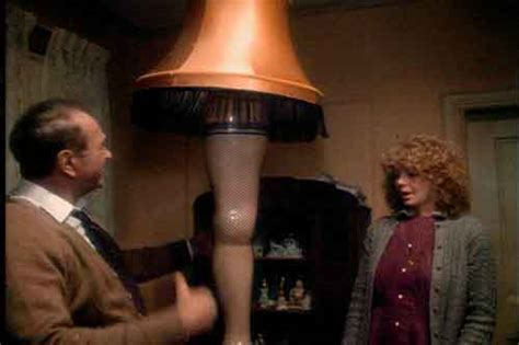 Paralympian Josh Sundquist Shows Off Amazing 'a Christmas Story' Lamp Costume (photo)