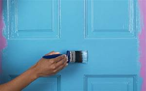 peindre une porte bricolage blog With peindre une porte d entree