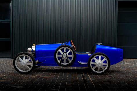 At the geneva motor show 2019, bugatti announced that. Reborn Bugatti Baby is 75% scale classic with 42mph top speed | Autocar